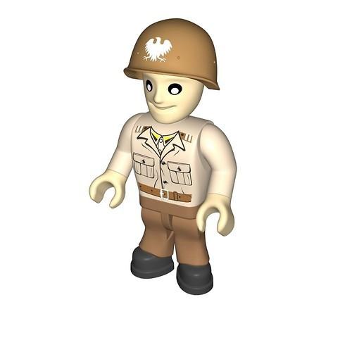 Soldier LWP tanker (376)
