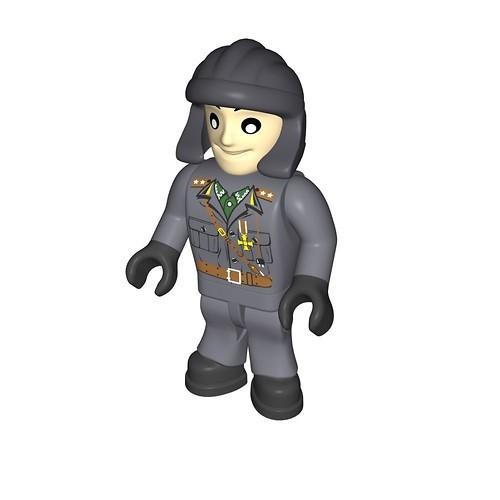 Soldier LWP tanker (377)
