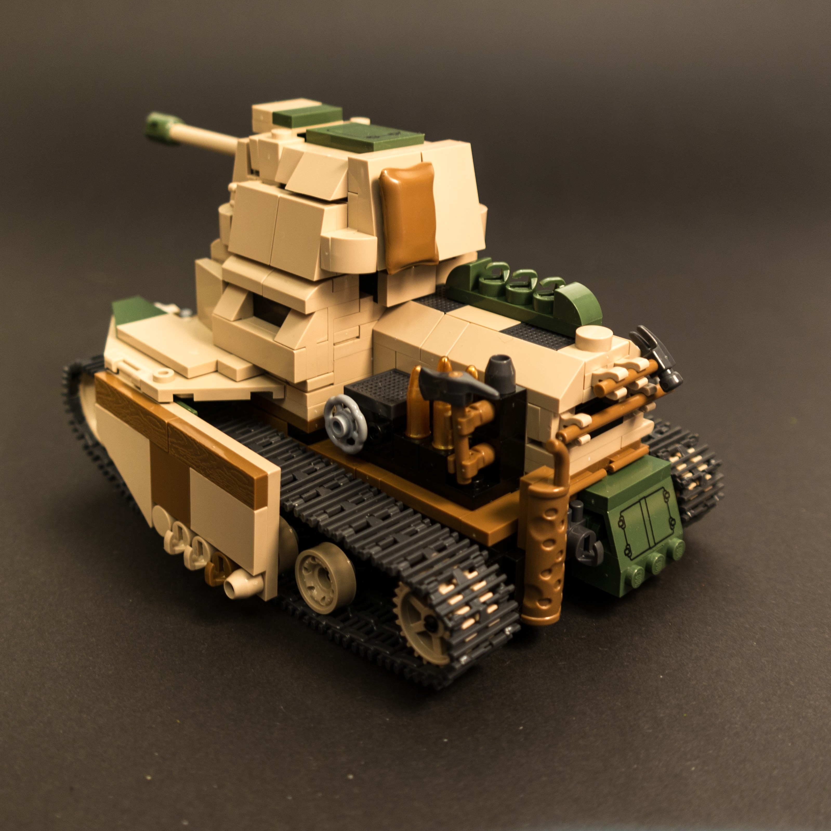 Scorpion Tank photo 0