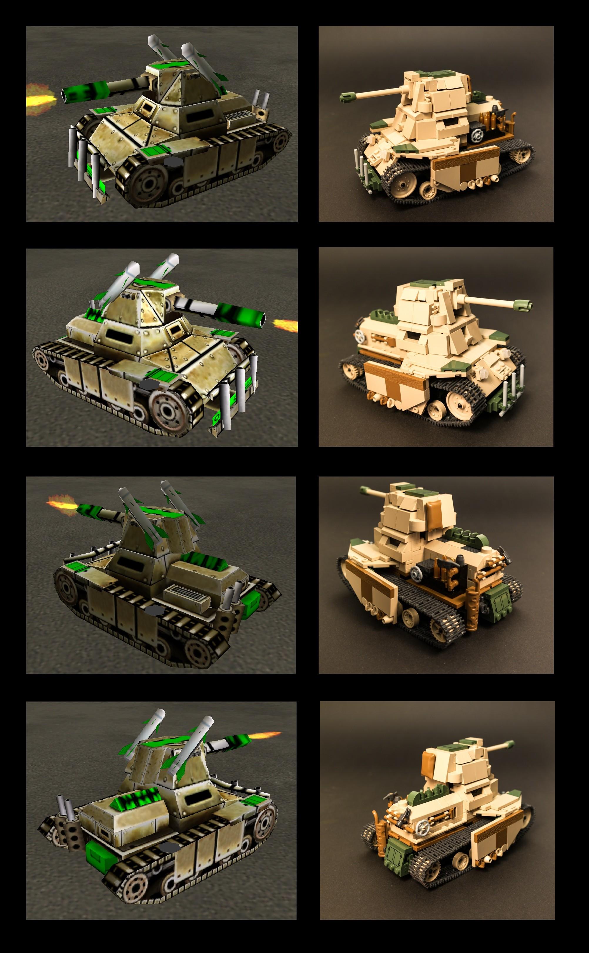 Scorpion Tank photo 1