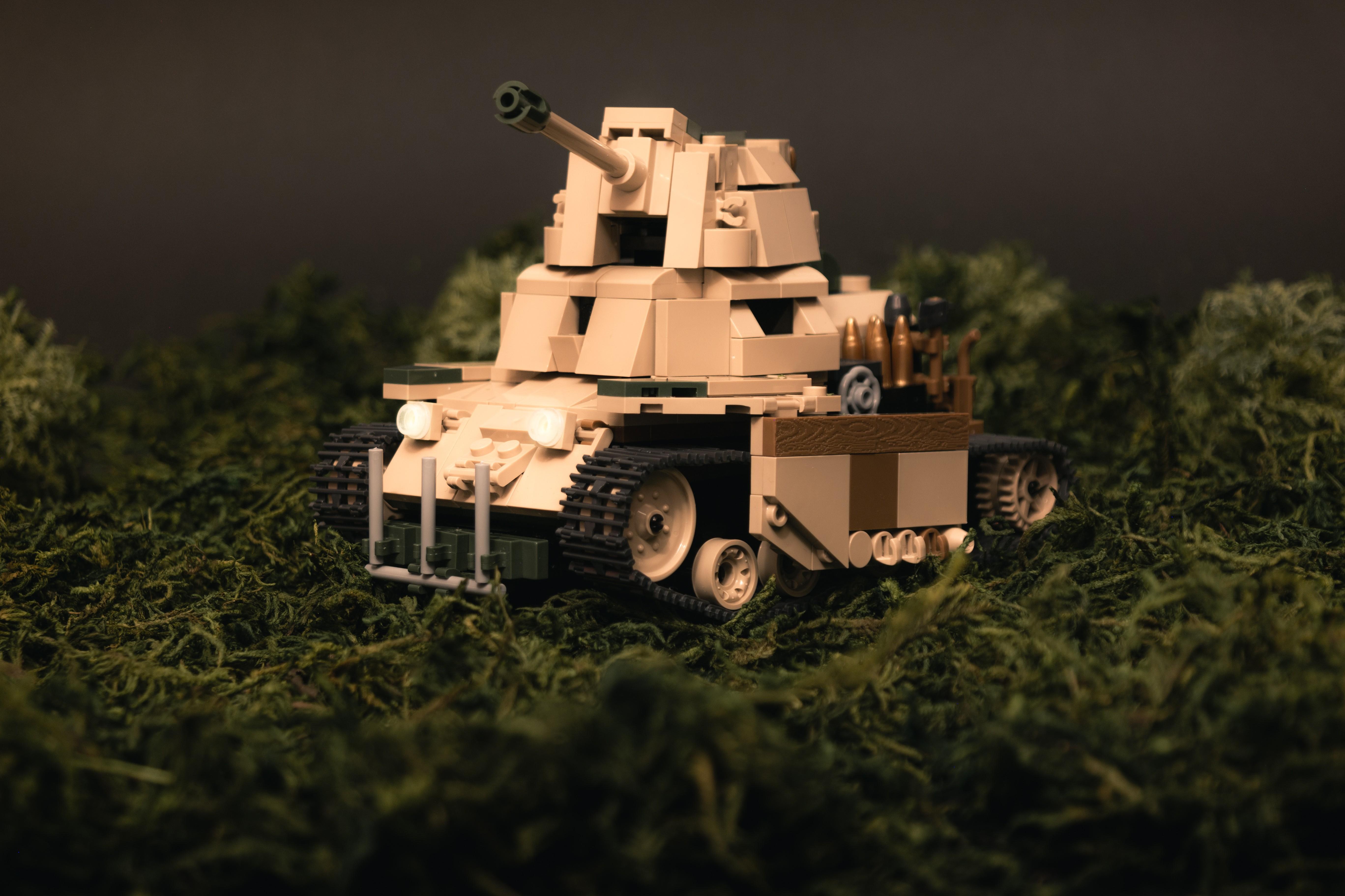 Scorpion Tank photo 2