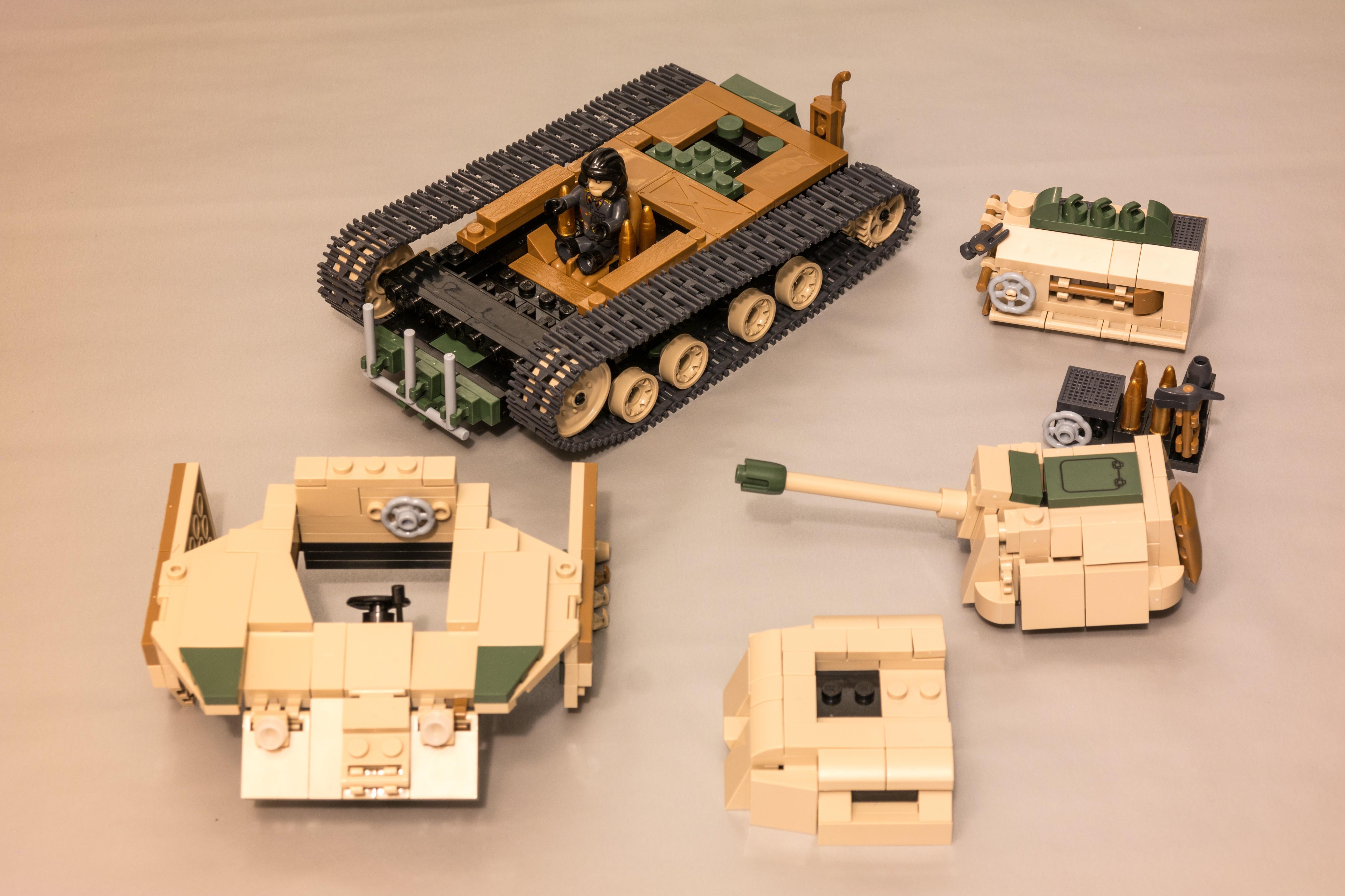 Scorpion Tank photo 3