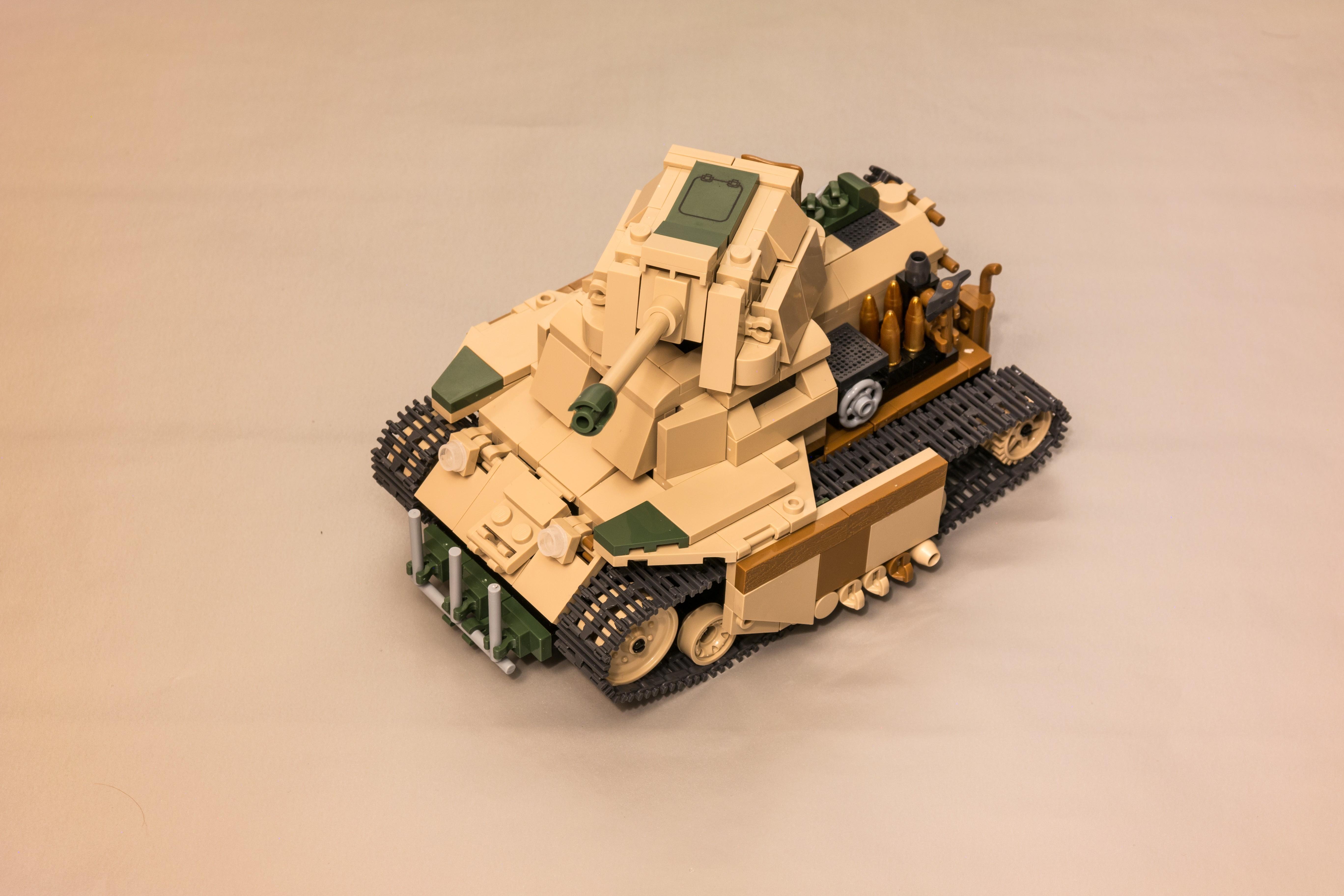 Scorpion Tank photo