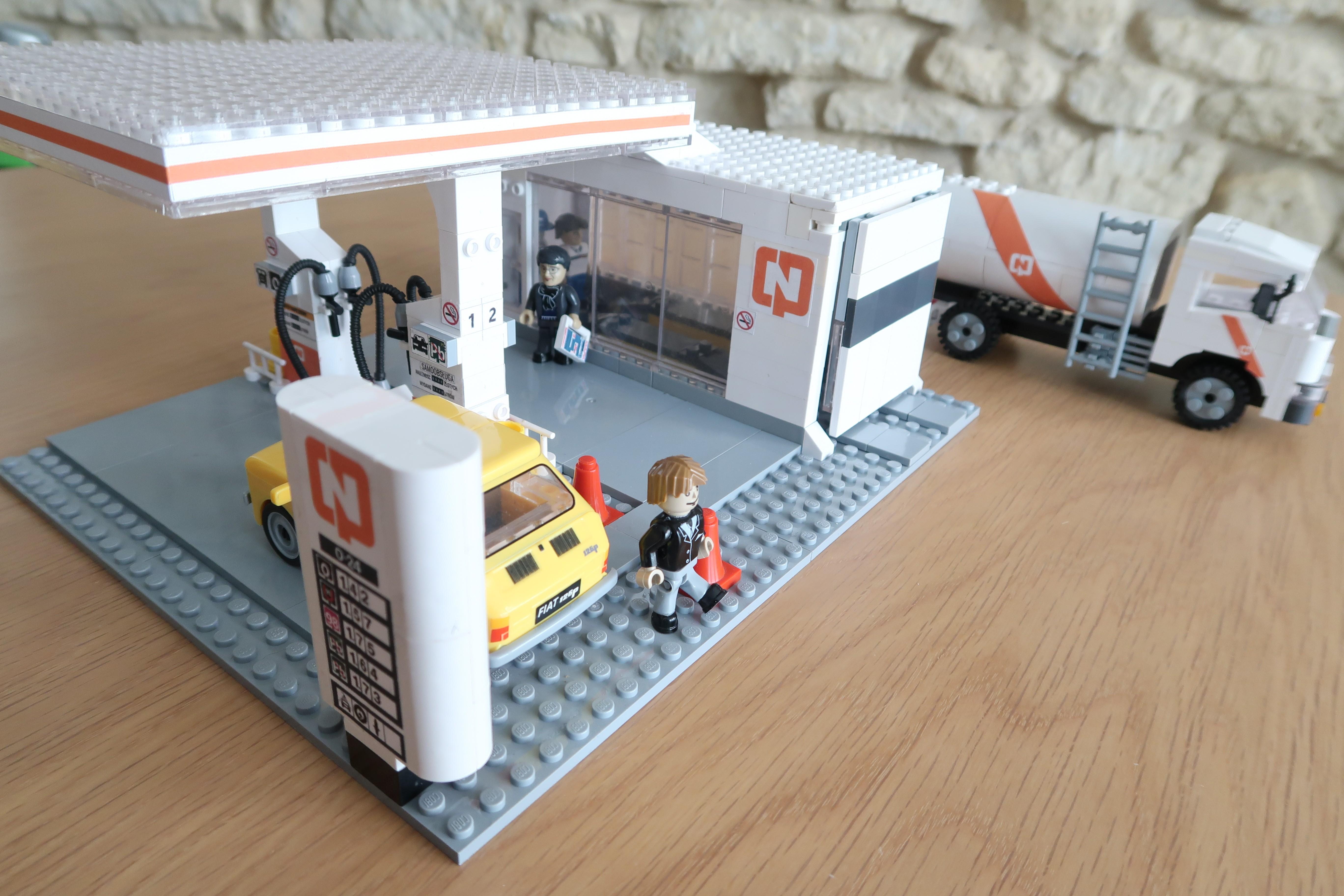 CPN Gas Station (Centrala Produktów Naftowych) photo 2