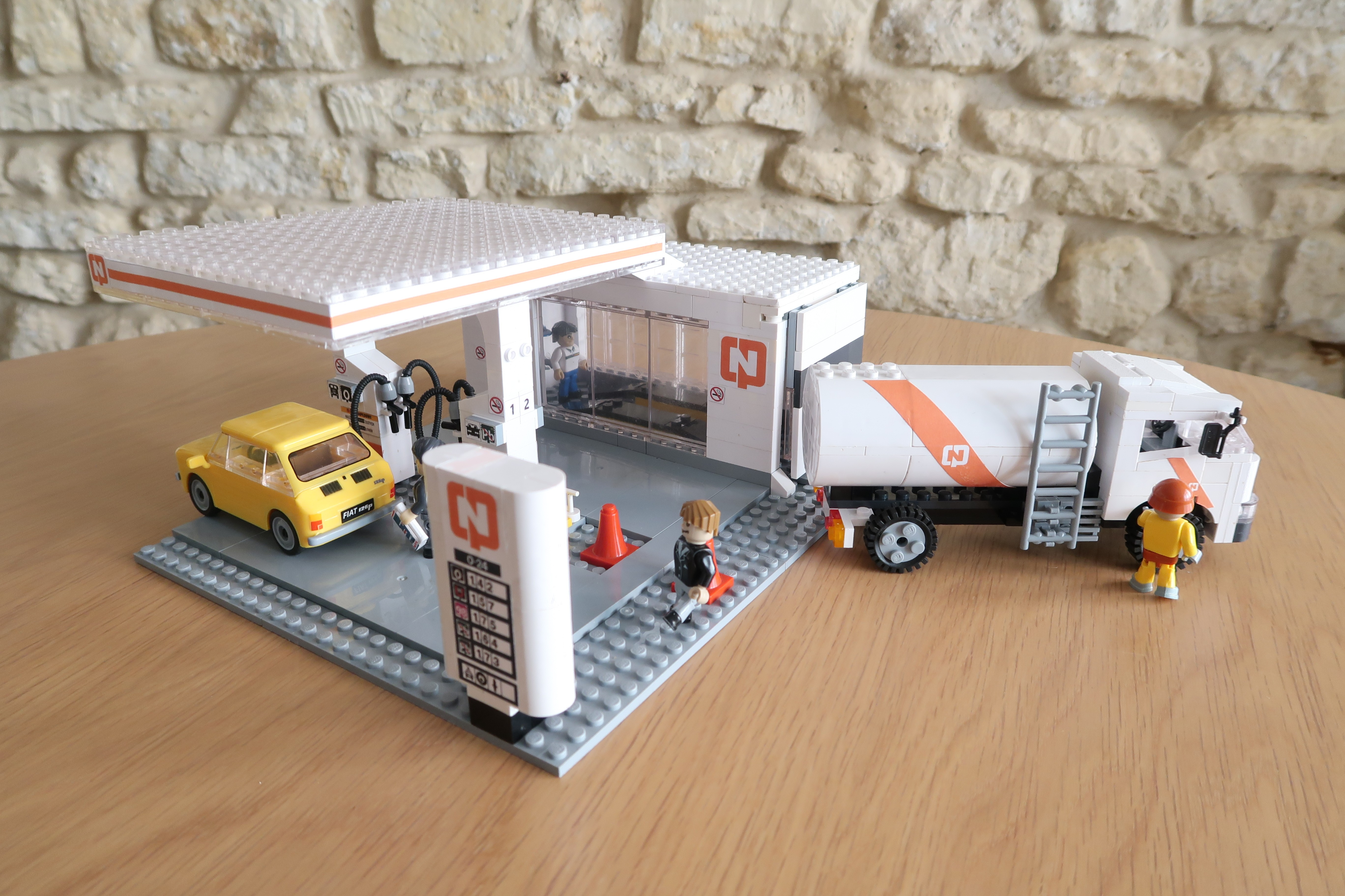 CPN Gas Station (Centrala Produktów Naftowych) photo