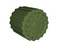 Koło 7,8 mm T-34