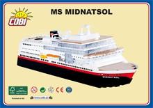 01282 - MS Midnatsol Ferryboat