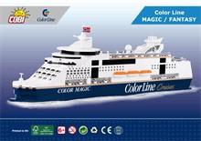 01284 - Color Line Magic / Fantasy