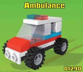 01290 - Futura Ambulance