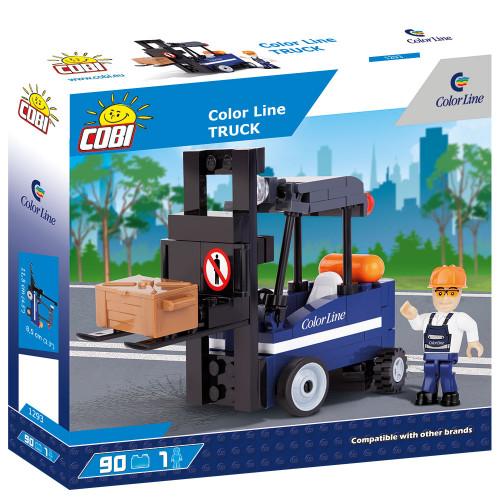 01293 - Color Line Truck