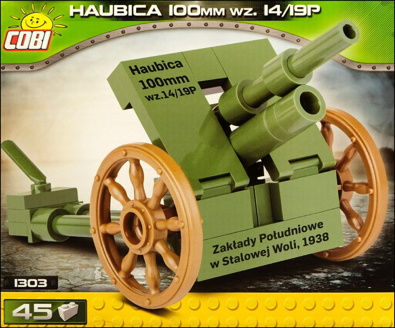 01303 - Haubica 100MM wz.14/19P