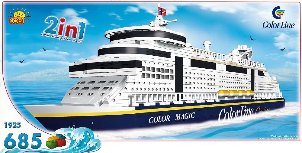 01925 - Color Line Fantasy Magic