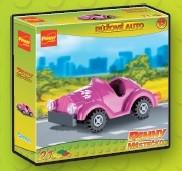 01960 - Pink Car