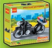 01962 - Police Motorcycle