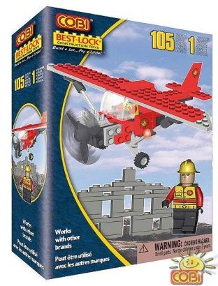 02350441 - Fire departement plane