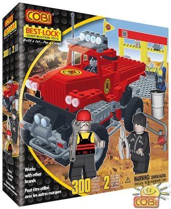 04557667 - Red Monster Truck
