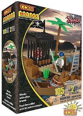 04557715 - Pirates prison
