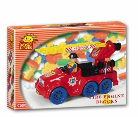 0906 - Bobi - Fire engine