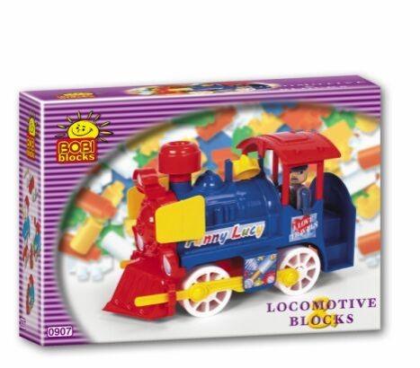0907 - Bobi - Locomotive