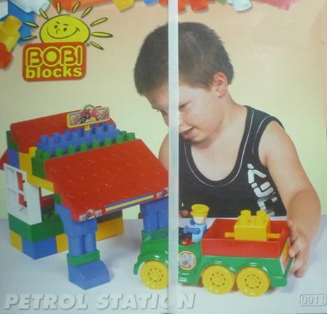0911 - Bobi - Petrol station