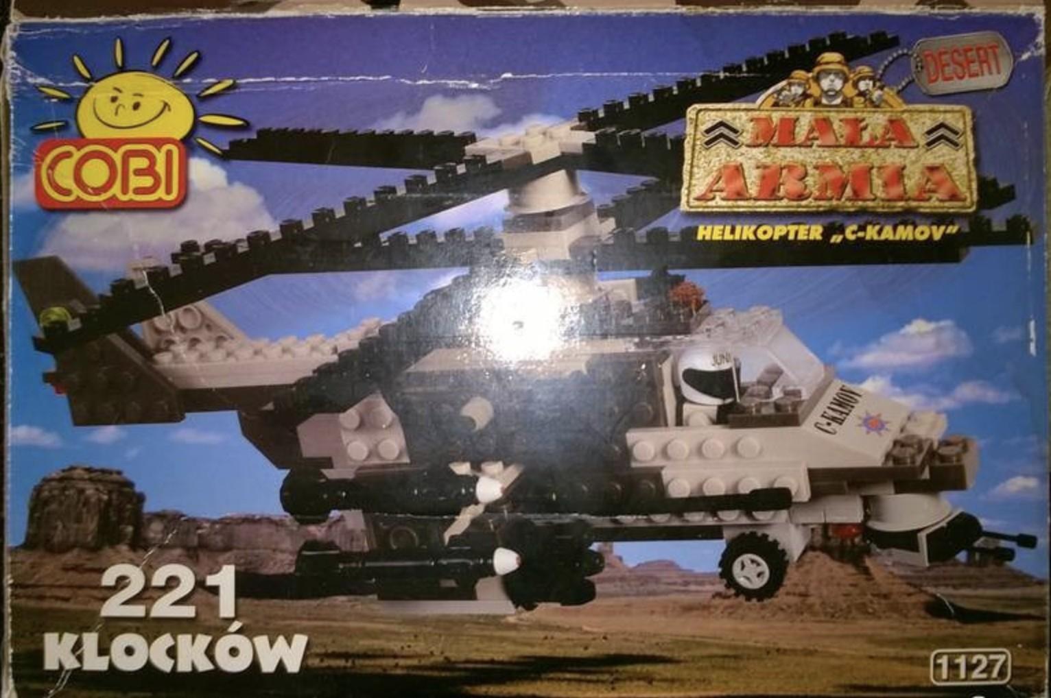 "1127 - Helicopter ""C-Kamov"""