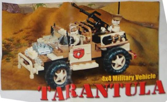 1142 - Tarantula