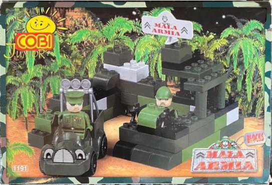 1191 - Junior Small Army