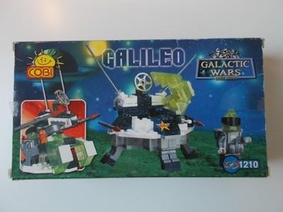 1210 - Galileo Flying Saucer
