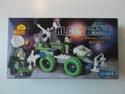 1212 - Oberon Alcor Patrol Space Vehicle