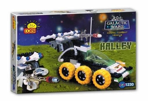1230 - Halley Cosmic Combat Vehicle