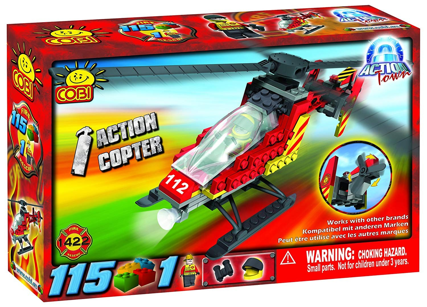 1422 - Action Copter