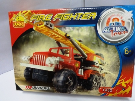 1430 - Fire Fighter