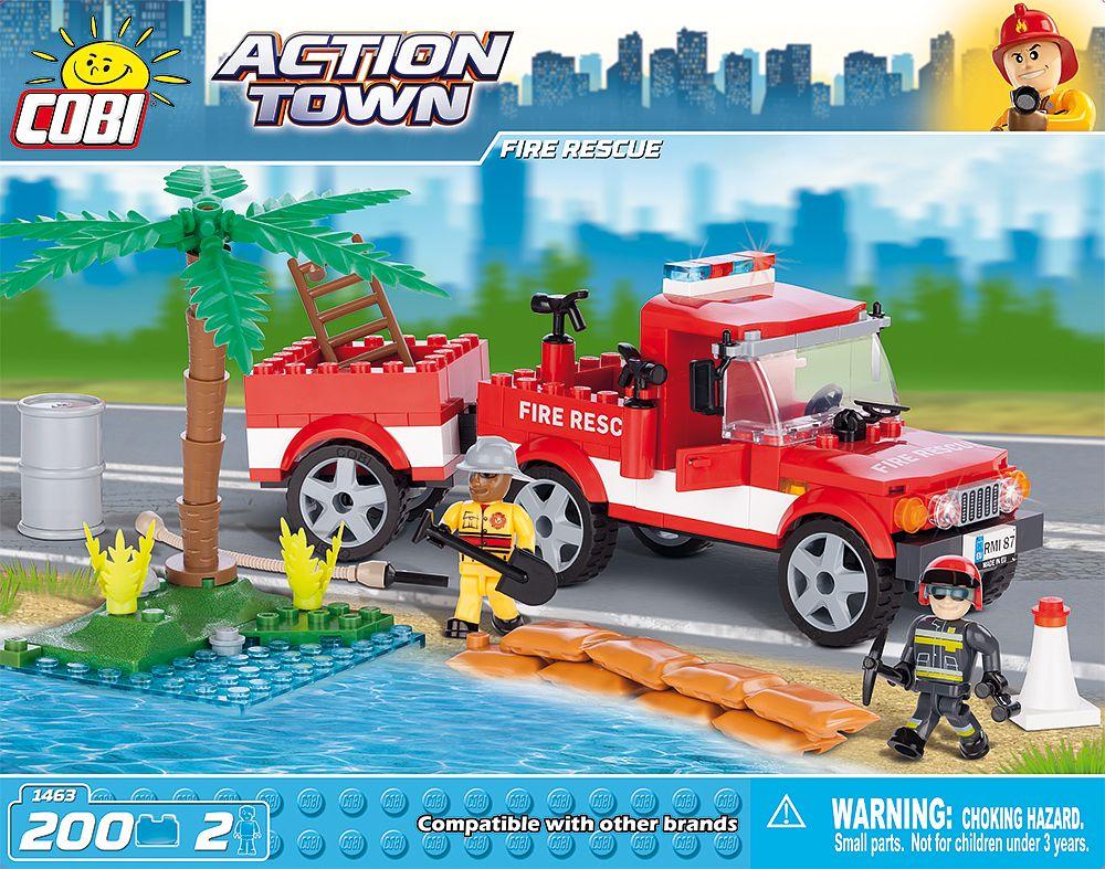 1463 - Fire Rescue