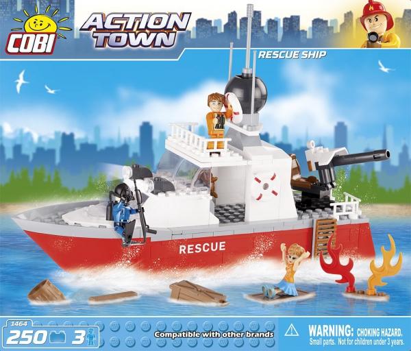 1464 - Rescue Ship