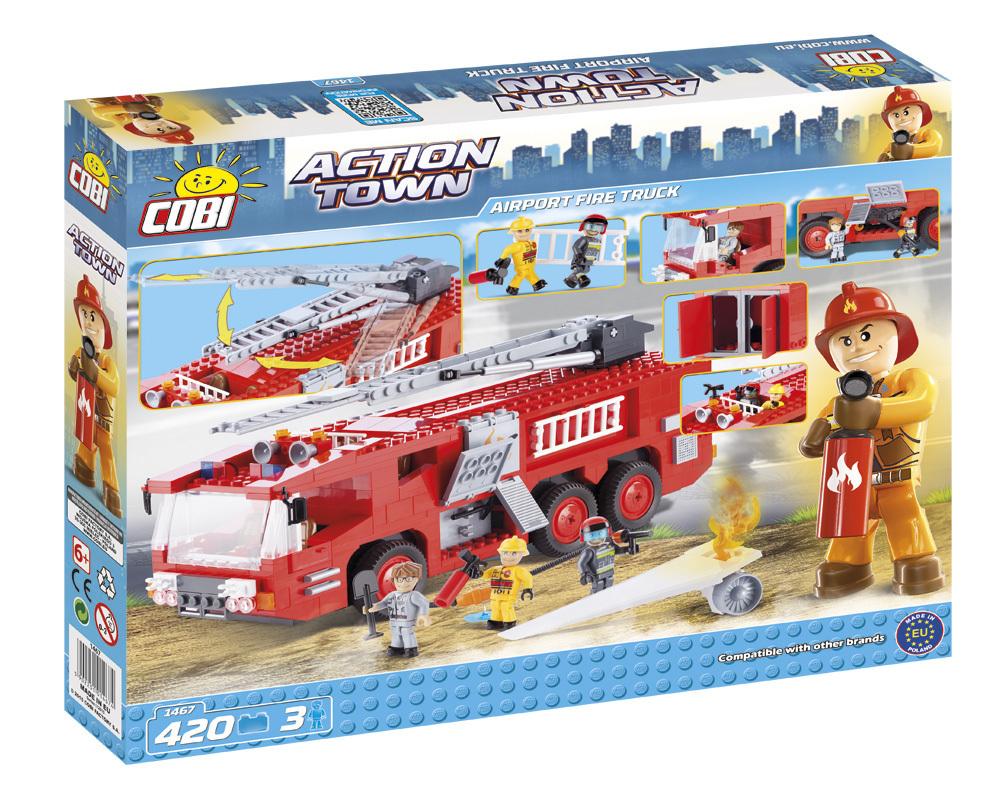 1467 - Airport Fire Truck