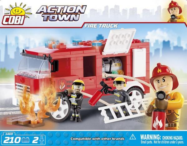 1469 - Fire Truck