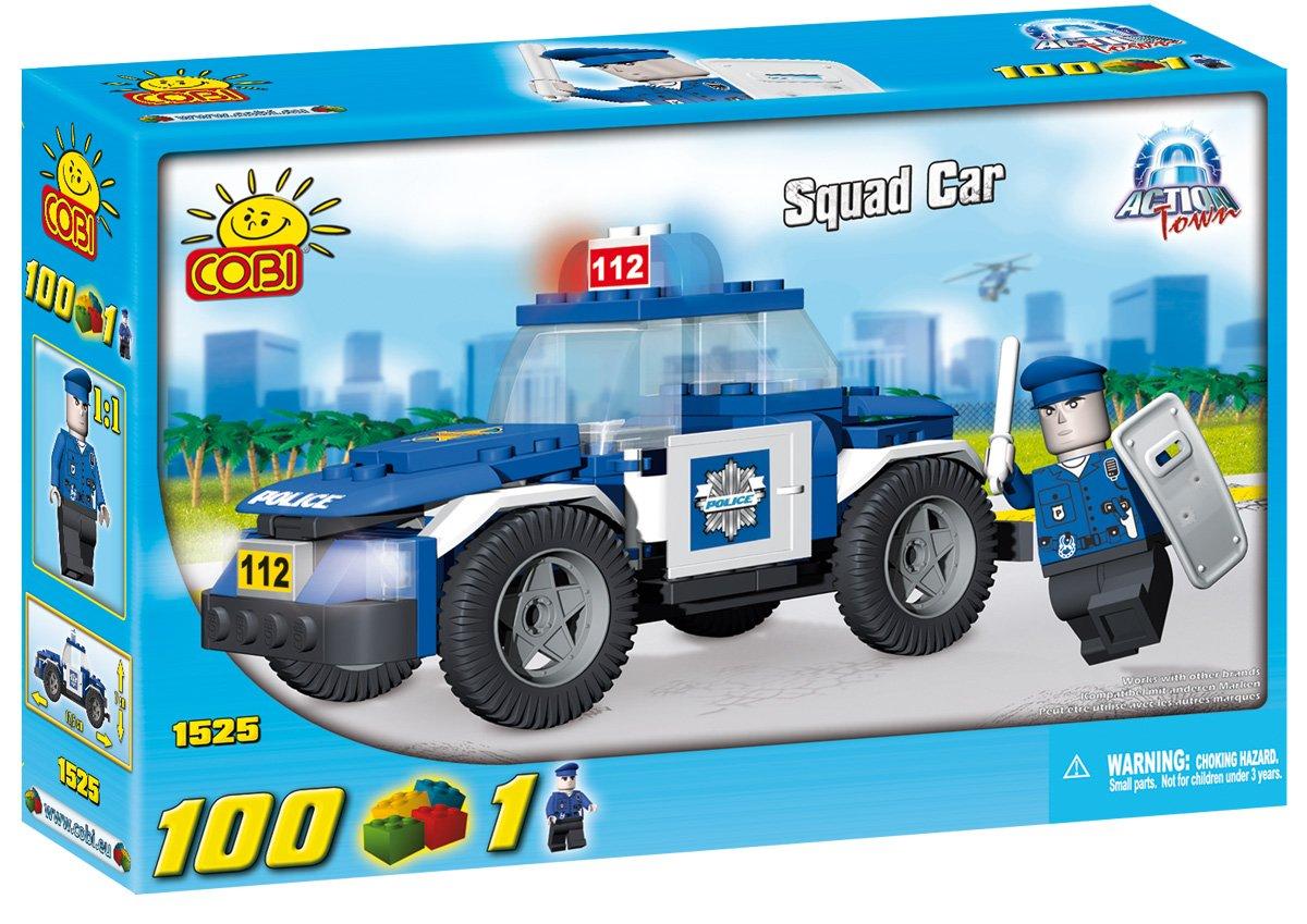 1525 - Squad Car