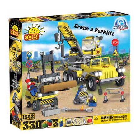 1642 - Crane & Forklift