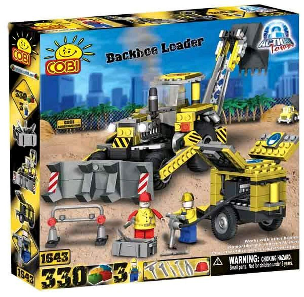 1643 - Backhoe Loader