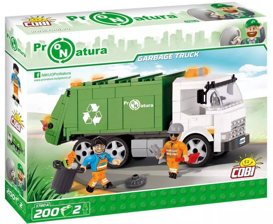1780A - Pro Natura Garbage Truck