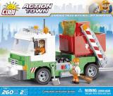 1781 - Garbage Truck With Roll-off Dumpster