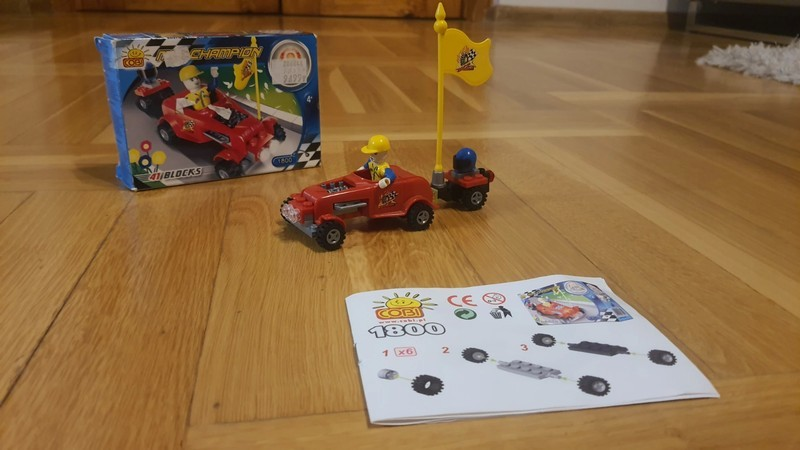 1800 - Mini Champion