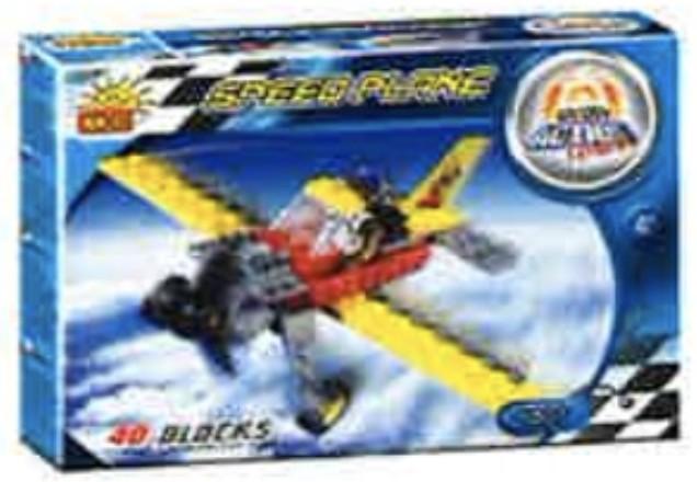 1801 - Speed Plane