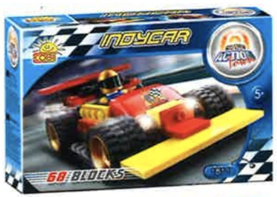 1811 - Indycar