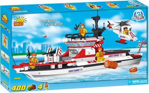 1840 - Coast Guard Patrol Vessel / Ratowniczy statek patrolowy