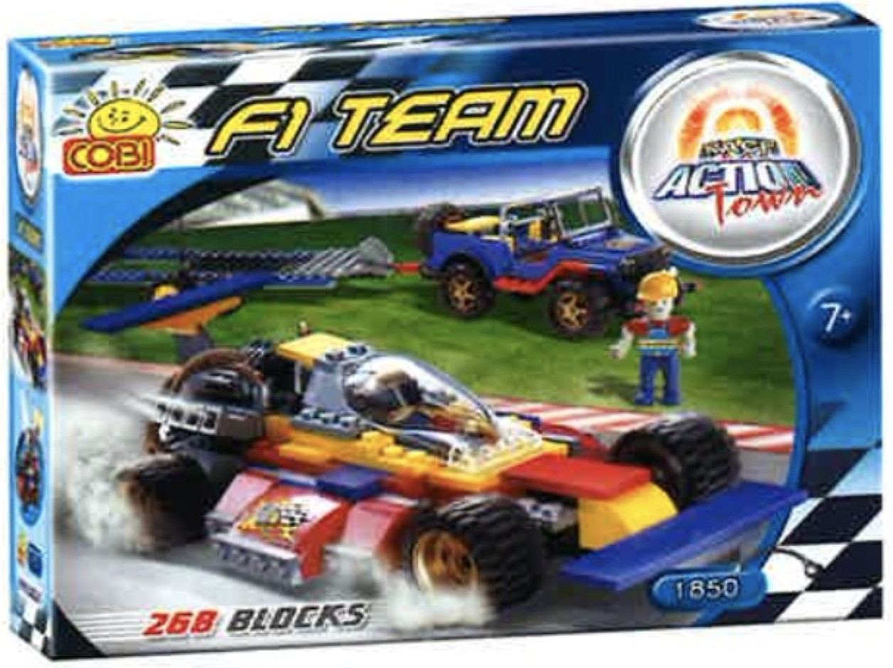 1850 - F1 Team