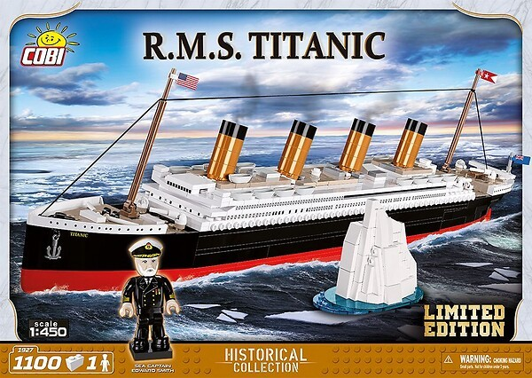 1927 - RMS Titanic 1:450 - Limited Edition photo