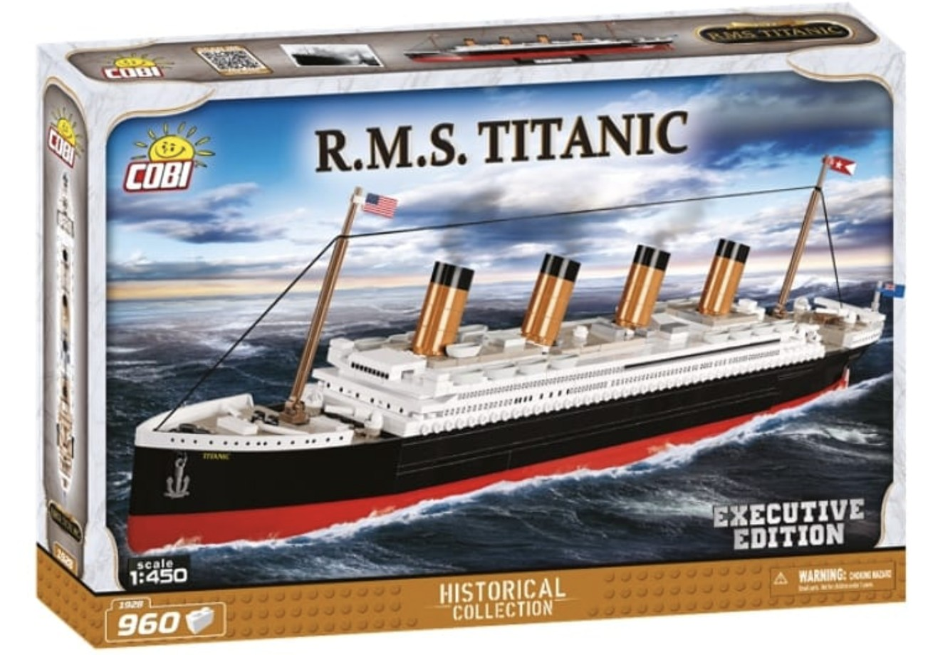 1928 - RMS Titanic 1:450 - Executive Edition