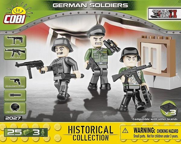 2027 - German Soldiers photo
