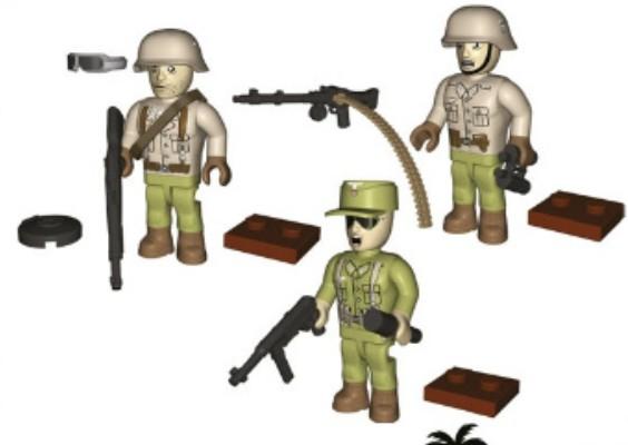 2050 - Afrika Korps